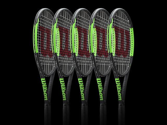 Wilson Select Team - 5 Racket Package
