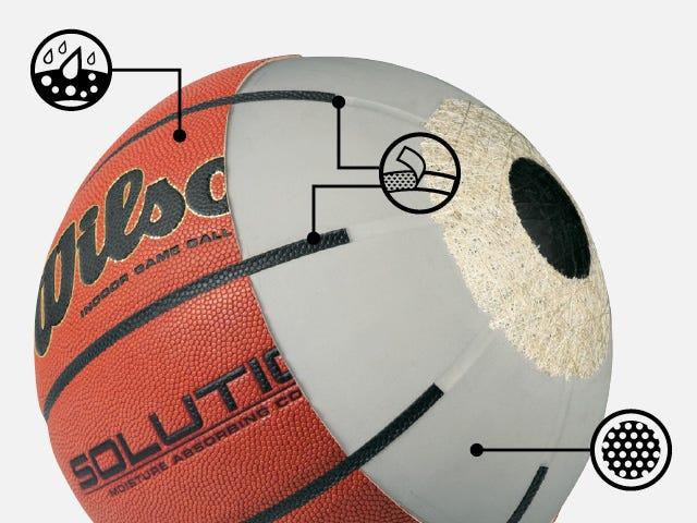 Ballons de basket Final Four