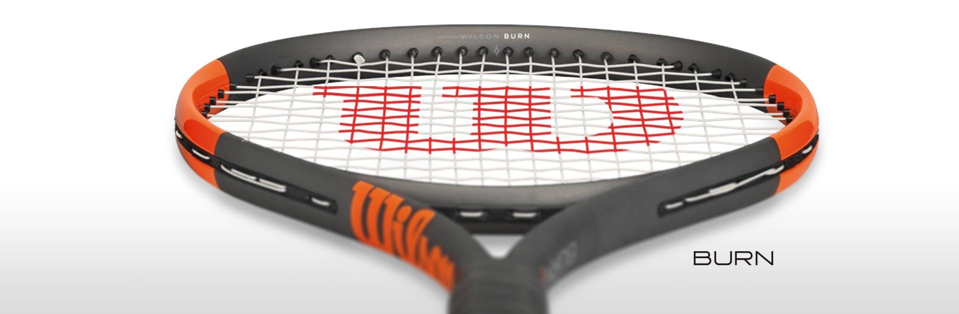 Burn Tennis Rackets