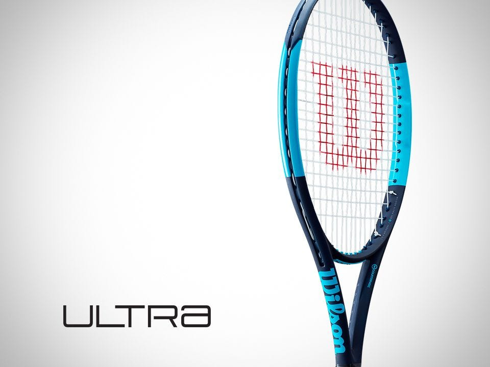 Ultra 100L Tennis Racket | Wilson Sporting Goods