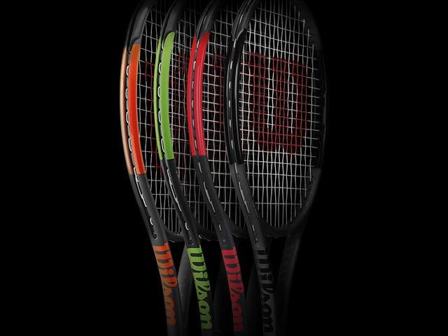 Conception de raquette de tennis Wilson DNA