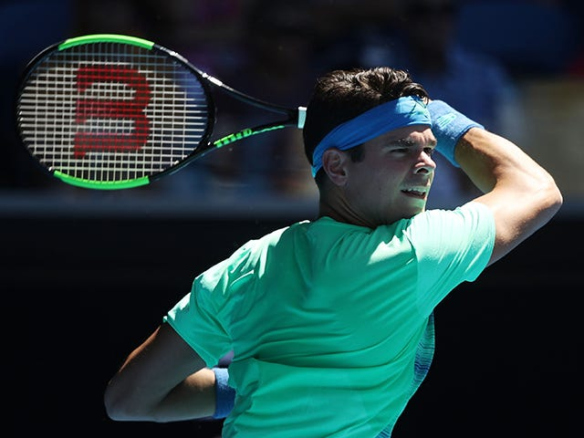Wilson Beratungsteam – Milos Raonic