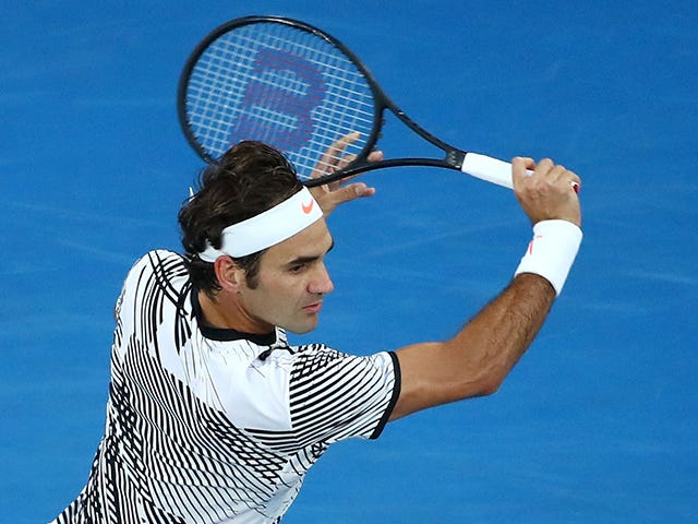 Wilson Advisory Staff Member - Roger Federer