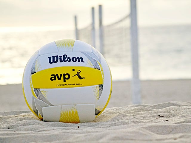 Ballons de volley AVP Wilson