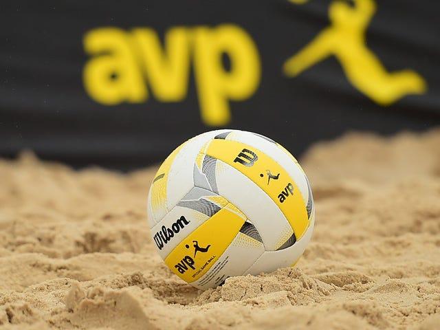 Ballon de beach-volley