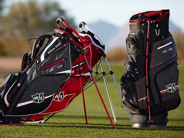 Wilson Staff Golf Bag