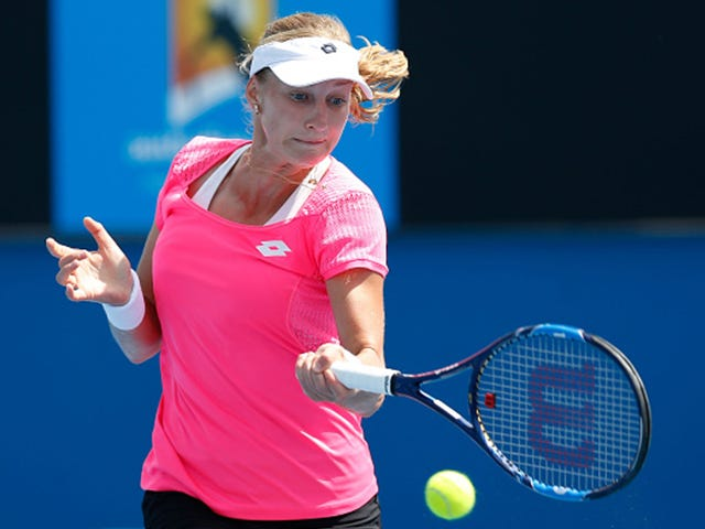 Wilson Tennis Advisory Staff - Ekaterina Makarova
