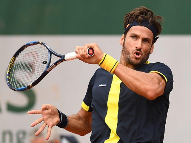 Équipe de conseil en tennis Wilson – Feliciano Lopez