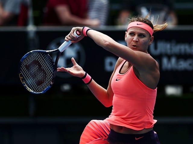Wilson Tennis Advisory Staff - Lucie Safarova