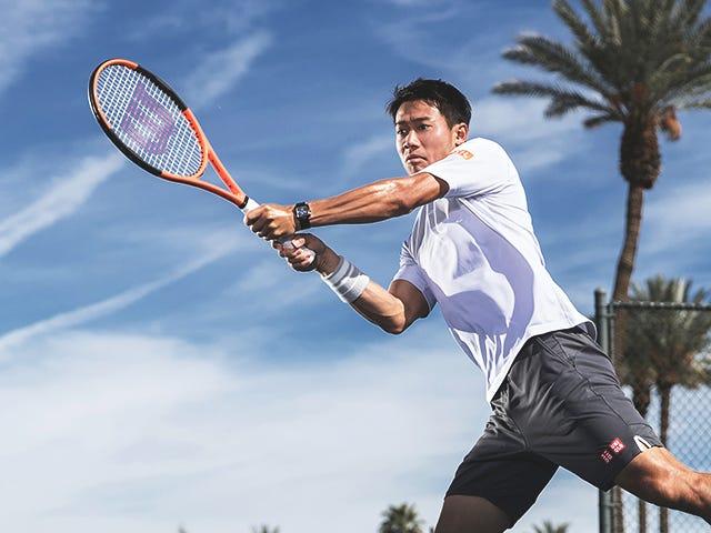 Wilson Tennis Advisory Staff - KEI NISHIKORI