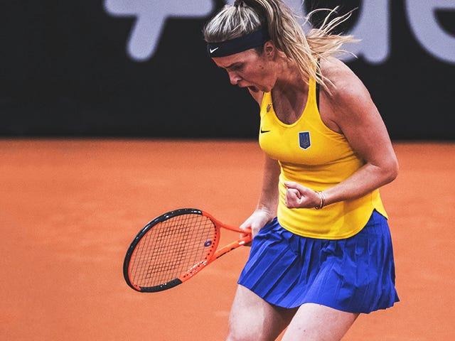 Wilson Tennis Advisory Staff - ELINA SVITOLINA