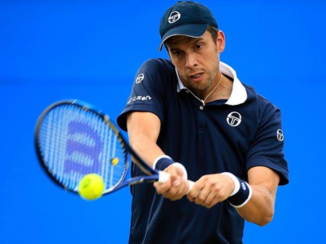Wilson Tennis Advisory Staff - Gilles Müller