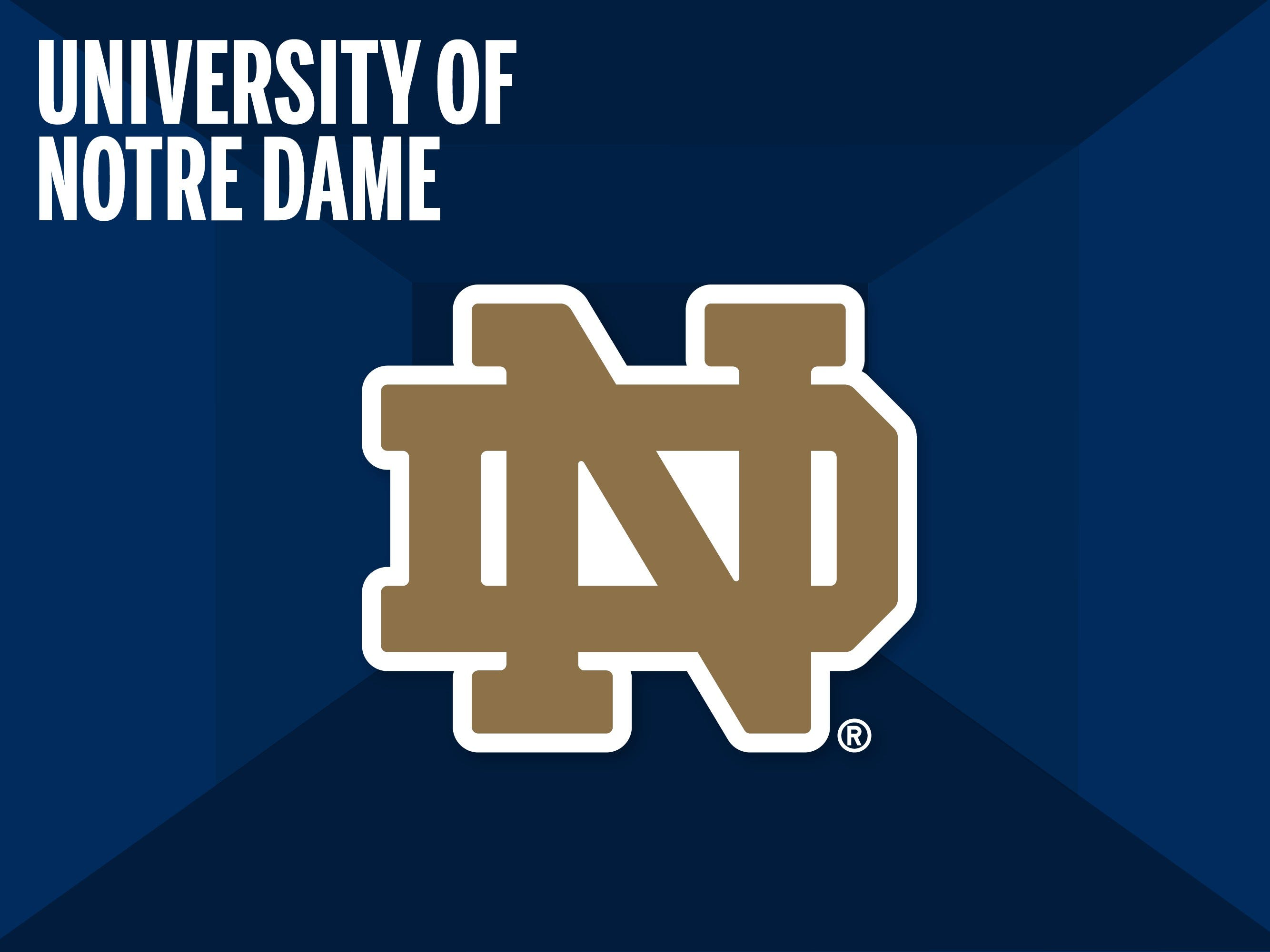 University of Notre Dame College Football Shop