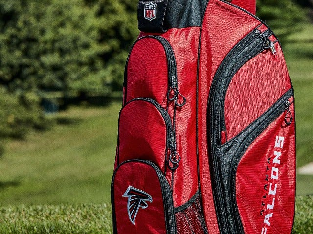 Wilson NFL Cart Golf Bags