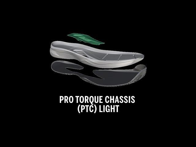 Technologie de chaussure de tennis Pro Torque Chassis Light | Wilson Sporting Goods