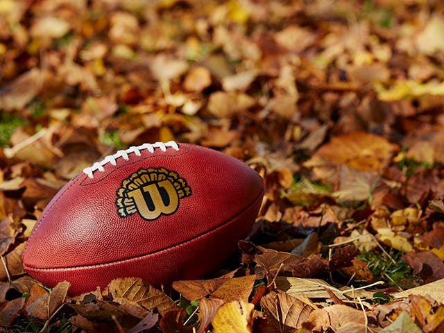 Wilson's Turkey Bowl Thanksgiving Football