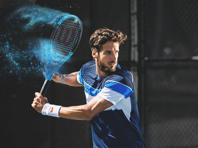 Feliciano Lopez Wilson Tennis Advisory Staff