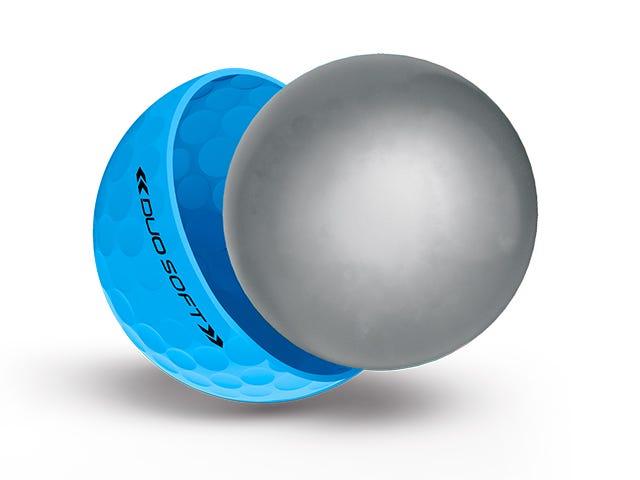 Wilson Blue Golf Balls