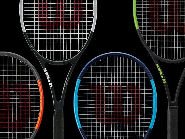 Wilson BURN 100S CV Tennis Racquet Racket 100sq 300g G2 18x16 WRT73421U2