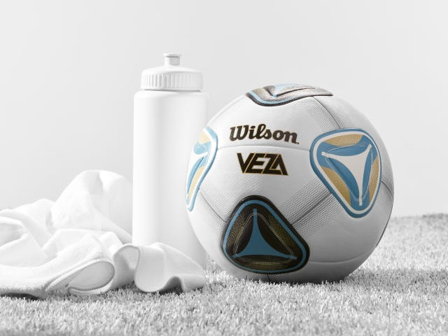Wilson Veza Soccer Ball