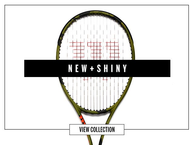 New + Shiny Collection | Holiday Shop | Wilson Sporting Goods