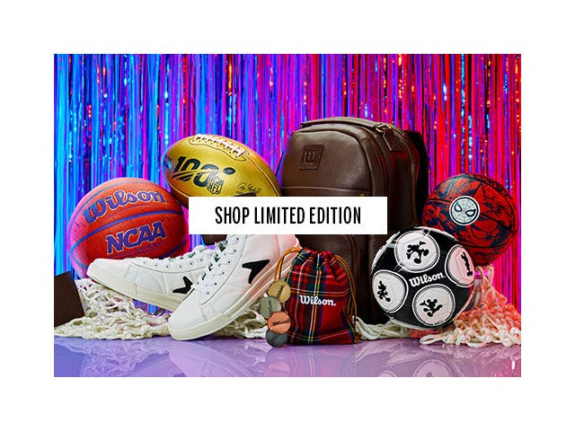 Shop Limited Edition Gifts