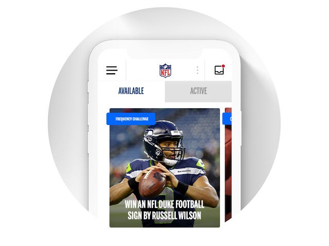Scan and Score with Wilson Live