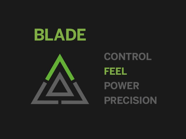 Blade Racket Segmentation
