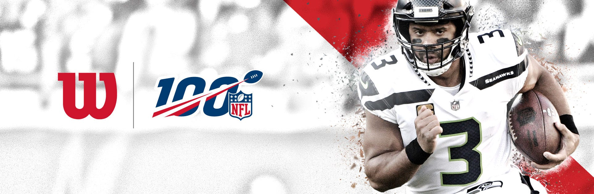 best website 3d689 ff61f Wilson & the NFL Since 1941 - Official Football of the NFL ...