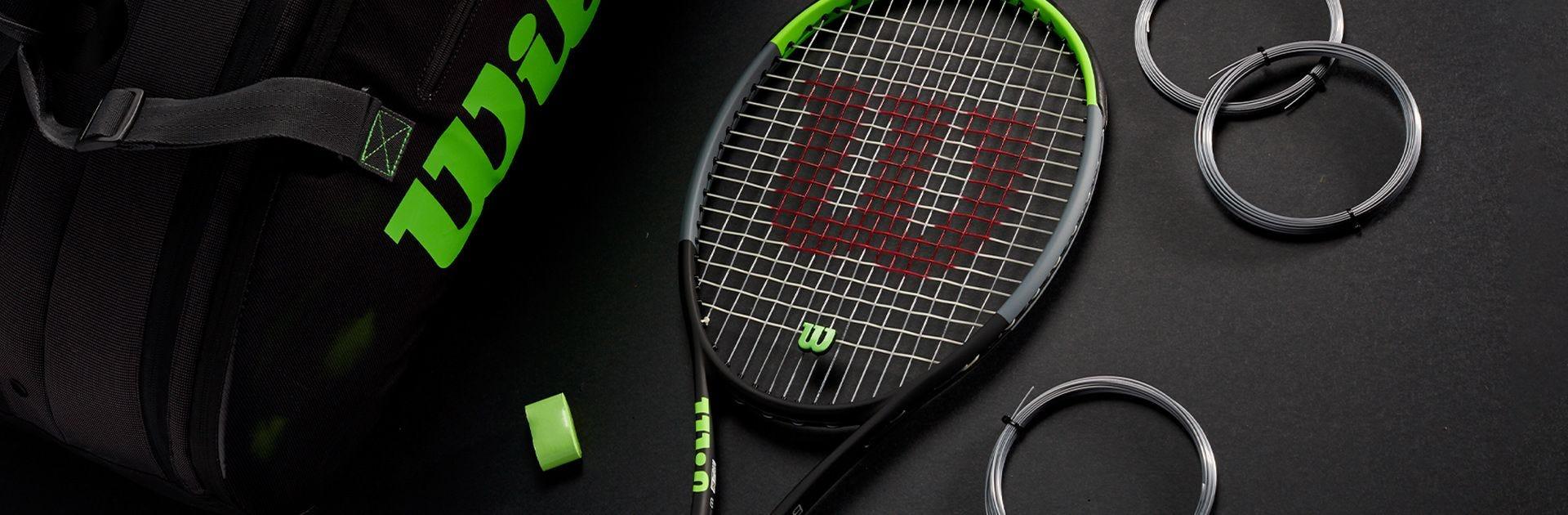 Blade Tennis Racket Giveaway | Wilson Sporting Goods