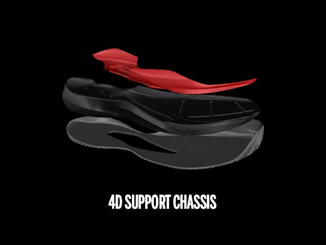 4D Support Chasis