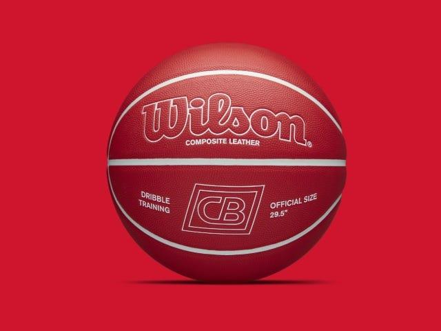 Wilson x Chris Brickley Dribble Training Ball