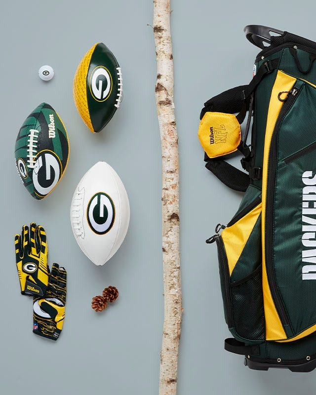 WIlson NFL Team branded product range