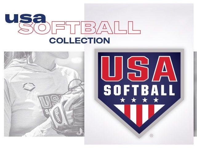 USA Softball Apparel Collection