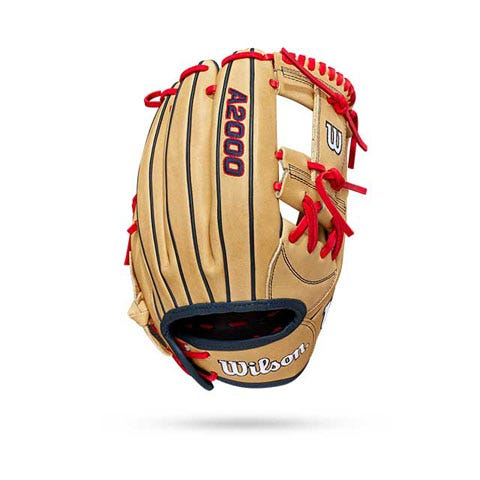 brown softball mit