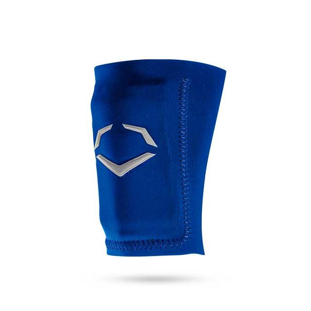 blue softball wrist guard
