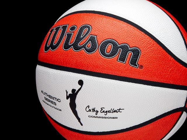 Wilson WNBA Authentic Outdoor Basketball