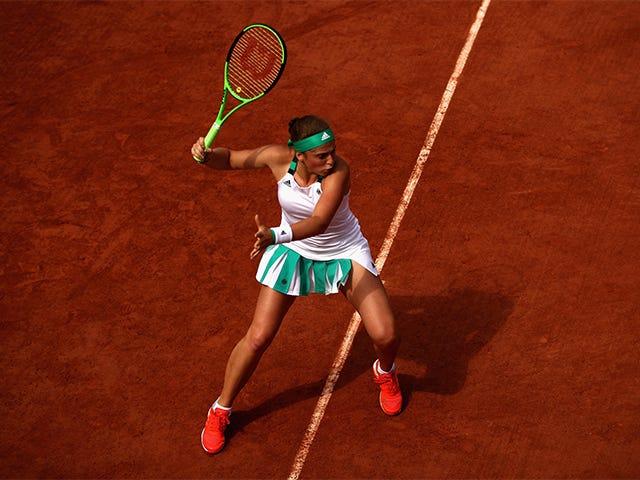 Jelena Ostapenko   Wilson Tennis Advisory Staff