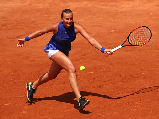 Petra Kvitova | Wilson Tennis Advisory Staff