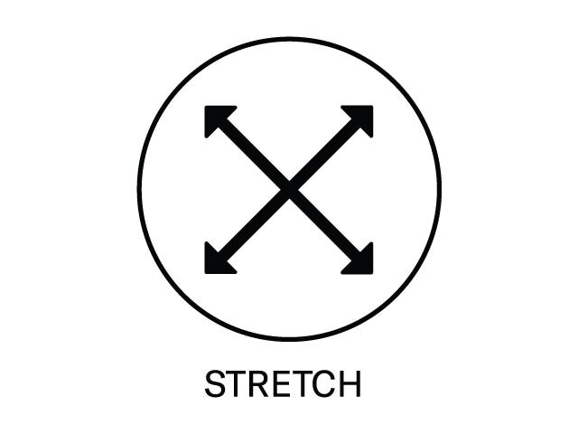 Stretch Material Icon