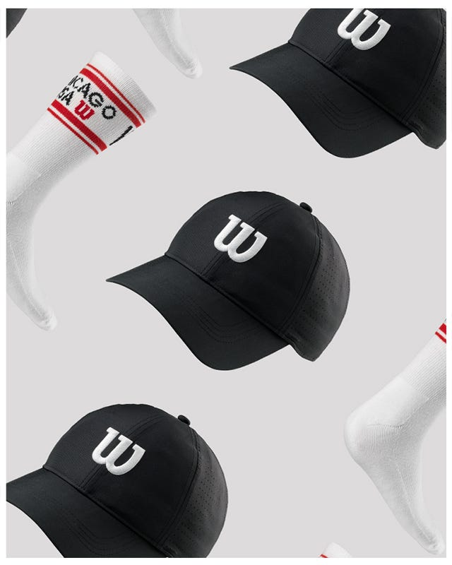 Wilson Tennis Apparel