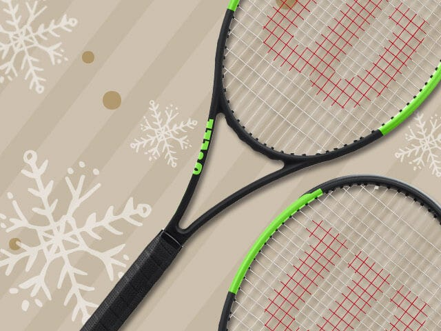 Tennis Holiday Gift Shop