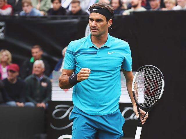 Roger Federer | Top Player Wilson Tennis