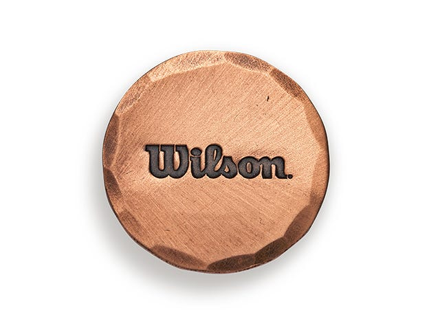 Copper Seamus x Wilson Marker