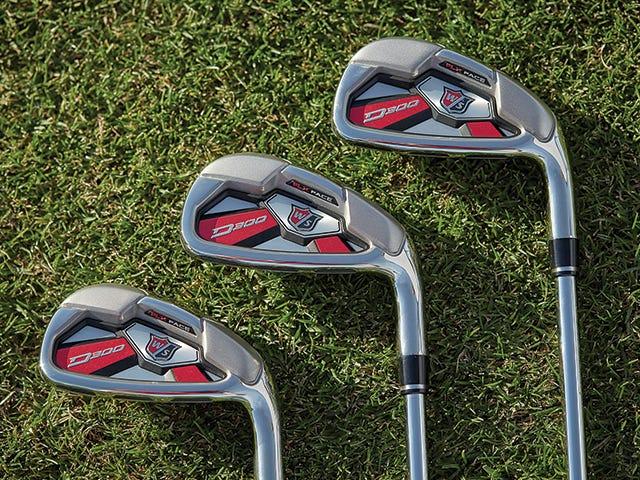 Wilson Staff D300 Golf Irons