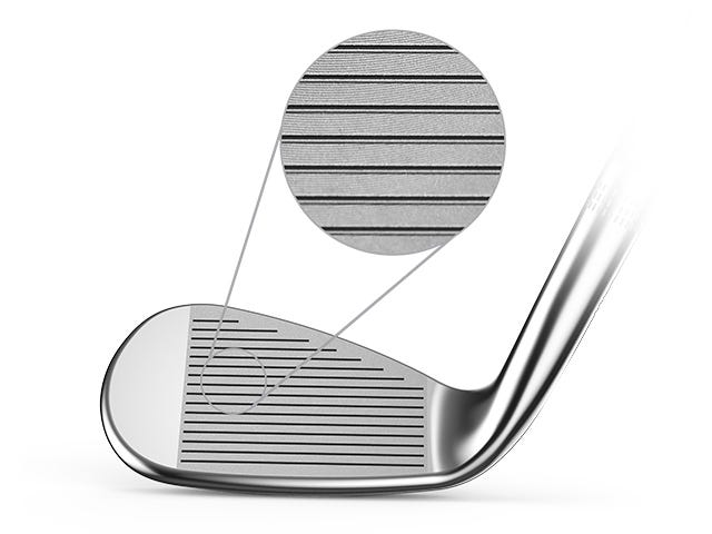 Wilson Staff Model Wedge Precision milled face