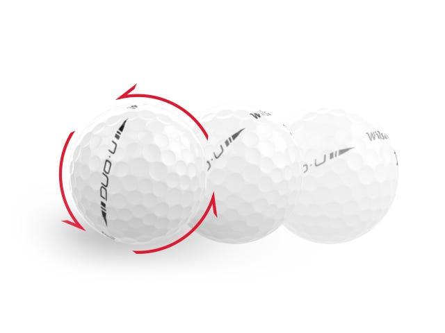 Proporciona un mayor ángulo de despegue de la bola con un mayor spin.