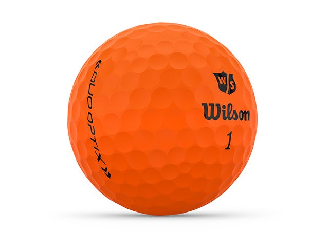 DUO Optix Golf Ball - Angled
