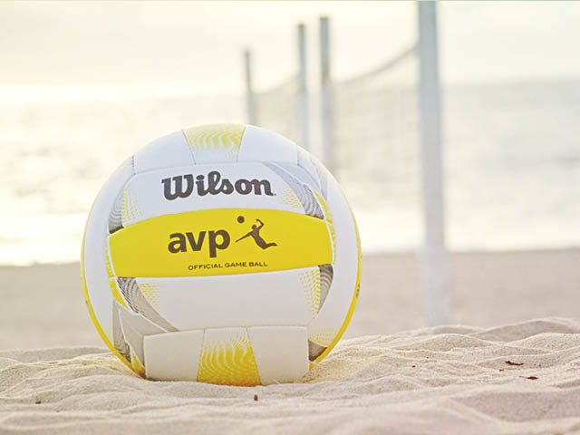 Official Volleyball of the AVP