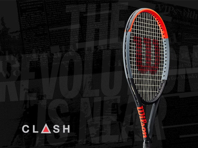 About Clash Tennis Racket